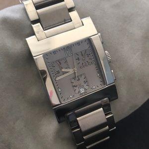 Gucci Accessories - GUCCI 7700 Chrono Watch
